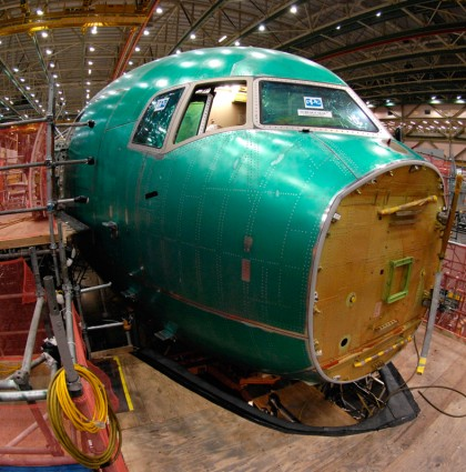 Boeing Factory – Seattle, United States