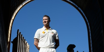 Michael Clarke, Captain for the Australian Cricket Team – Commonwealth Bank
