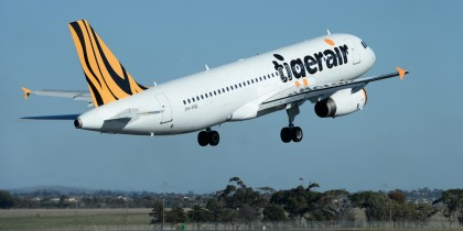 Tiger Airways –  Re-branding Imagery, Melbourne, Australia