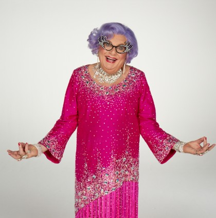 Dame Edna – Australian Production, Eat Pray Laugh