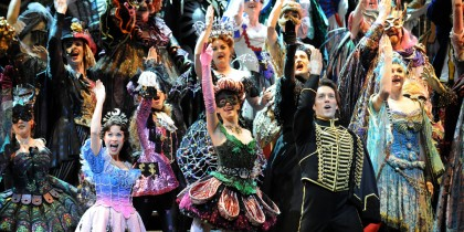 Phantom Of The Opera – Australian Production