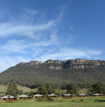 Emirates – Wolgan Valley – Australia