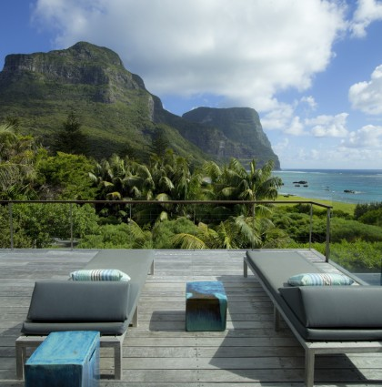 REX Features – Capella Lodge, Lord Howe Island