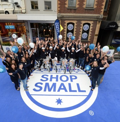 Shop Small – American Express – Melbourne, Australia