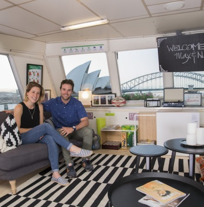Ikea Transforms Ferry – Sydney, Australia