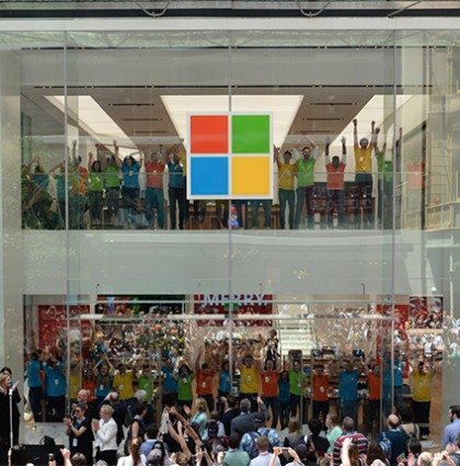Microsoft – Launch In Sydney, Australia