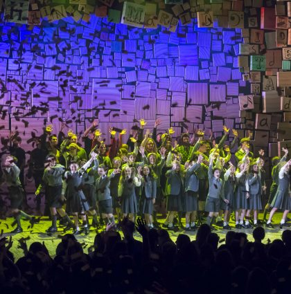 Matilda Closing Night – Auckland, New Zealand