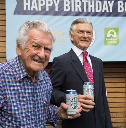 Bob Hawke's 88th Birthday