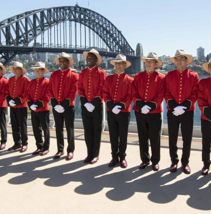Cunard launches new Australian partners – Sydney, Australia