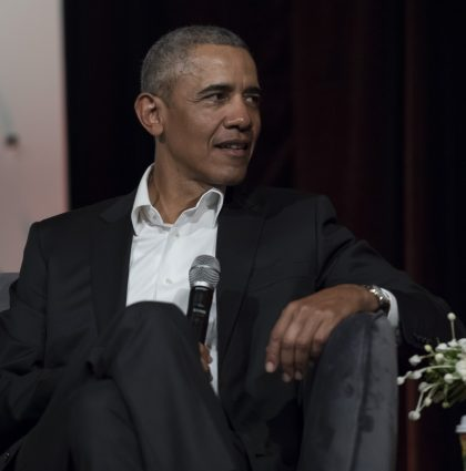 An evening with Barack Obama – Sydney, Australia