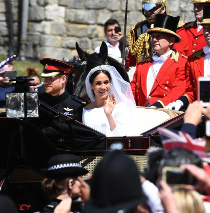 Royal Wedding – Harry & Meghan – London, England