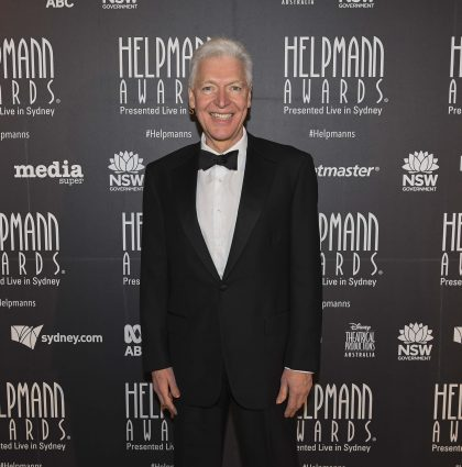 Helpmann Awards 2018 – Sydney, Australia