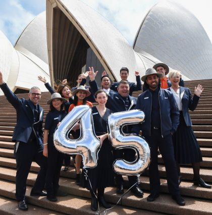 Opera House Unveils New Uniforms – Sydney, Australia