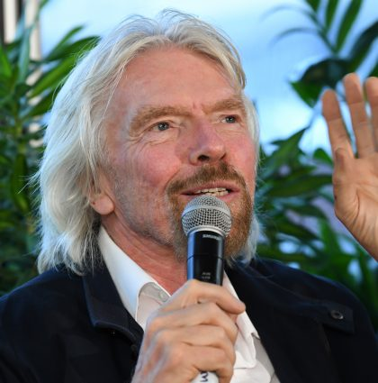 Richard Branson Launches The B Team – Sydney, Australia