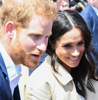 HRH The Duke And Duchess Of Sussex Visit Australia  – Sydney, Australia