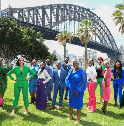 The Kingdom Choir – Sydney, Australia