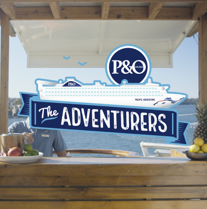 The Adventurers – P&O Cruises